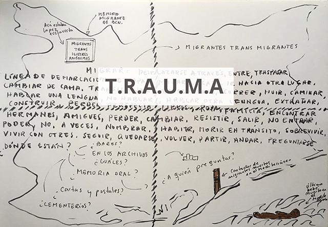 Imagen de la segunda temporada de T.R.A.U.M.A.